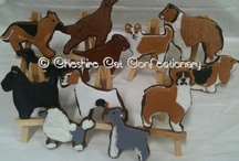 Animal and Nature Cookies / by Peg Corwin