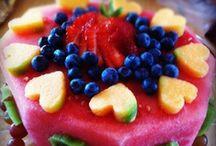 Healthy Inspirations / A board dedicated to yummy healthy food alternatives! / by Leticia B
