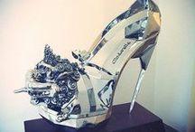 Cinderella's Shoe Closet / by Jessica