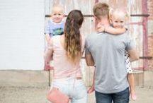 Portraits de famille (Blogueuses)