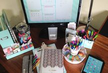 Art-Classroom Ideas/Organization / by Holly Ransome