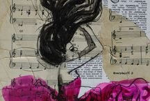 Art-Mixed Media / by Holly Ransome