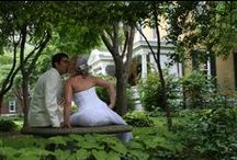 Weddings & Receptions / Beall Mansion Bed & Breakfast - Elegant St. Louis Area Wedding & Reception Venue