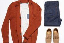 #Menslikemode / Les hommes aussi aiment la mode ! Quelques idées looks...