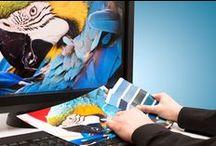Imprimindo fotos / Artigos sobre impressão de fotos, incluindo álbuns fotográficos e diagramação