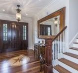 Grand Entrances / Fabulous foyers welcome you home and offer guests a hint at what's to come.