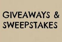 Giveaways 2017 / All new giveaways and sweepstakes