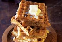 Muffins, Sweet Breads, Waffles, Pancakes