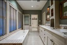 Beautiful Bathrooms / Why go to the spa when you can bring it home?