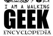 Geek Life - Fangirling Forever / I am a FanGirl and this board holds all of my geeky life fangirl moments and loves. / by CG Schroder