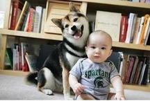 Cutest babies&animals / by Anni Balog