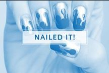Nailed It! / Keep Q-tips® cotton swabs and new Q-tips® Precision Tips cotton swabs on hand, and you'll have everyone thinking you're a regular at the nail salon! / by Q-tips Beauty Tools