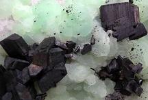 Nature / Crystals, Minerals, Gems