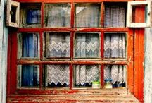 doors & windows  / by Akriti Chaurasia