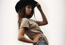 SS 2013 Inspiration...Western Girl