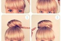 Gorgeous Hair for Busy Moms / Hairstyles for Busy Moms.