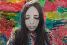 Mood Board / Psychedelic Dreamers