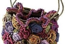 bolsas de croche / by vera Doki