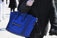 SS 2013 Inspiration: Electric Blue