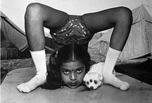 People / Contortionists