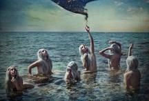 Mood Board / Mermaids on Acid