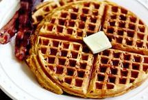 Pancakes and Waffles / by Michelle Forman