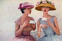 Tea time / by Jeanette O'Reilly