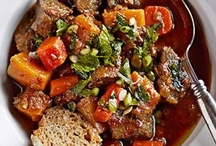 Soup, Stew and Chili / by Michelle Forman