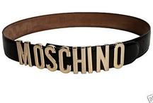 Label Love...Moschino