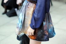 On the streets...Galaxy Prints