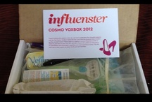 Influenster Fun: Cosmo VoxBox / Check out my reviews of the awesome products I receive as an Influentster! This board is specifically dedicated to the Cosmo VoxBox 2012. / by Marissa Rivera-Davis