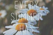 summer! / by Ananda Joy