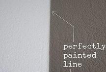 Painting! / by Char Vanderlinde