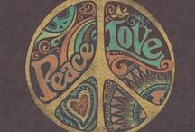 Gypsy Peace Hippy Love / by Kathy Eanes