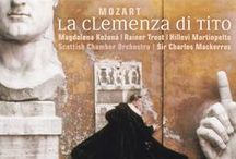 Opera: Mozart's La Clemenza di Tito / by Cleveland Institute of Music