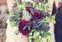 Wedding Flower Styling / Inspiration for wedding flower styling