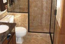 master bathroom / by Jennifer 'Brown' Moss