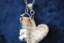 Jewelry Ideas / Handmade Jewelry Possibilities / by Nancy Farnie