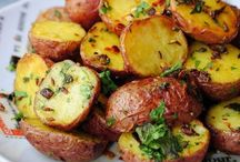 Potatoes...perfection!!! / by Karen Rowland