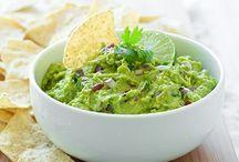 Salsa and guacamole anyone? / by Karen Rowland