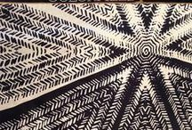 Patterns / From Aztec to Art Deco, here are a few of my favorite patterns.