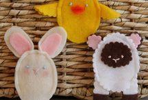 Easter ideas / by Caryne Pierce