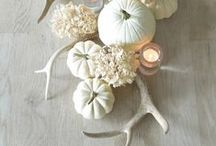 Warm Taupe Fall Decor Ideas / Creative home decor ideas inspired by the Fall 2016 Pantone color: Warm Taupe. For more inspiration visit https://www.ftd.com/blog/design/fall-decor-ideas.