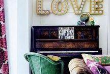 at home / by Danielle Cornelius