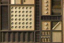 corrugated cardboard / by Elenor Martin