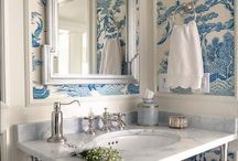 Bathrooms / Bathroom Design   Bathroom Decor   Interior Design   Interiors   Bath   Shower   Beautiful Bathrooms   Interior Decor   Home Decor   Washroom   Powder Room
