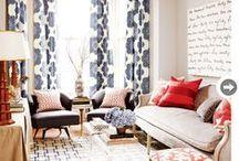 Home Decor / Interior design + decorations