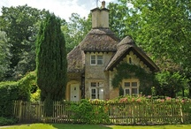 Dream Home.... / Hope to have my own little Country French Cottage in the country one day!! :) / by Shelly Lowry
