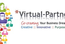 Virtual-Partner Business Strategist / www.Virtual-Partner.com Your Virtual Business Strategist Creating & Implementing Virtual Projects Together / by Phillis Benson