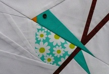quilt blocks - paperpieced / by Elenor Martin